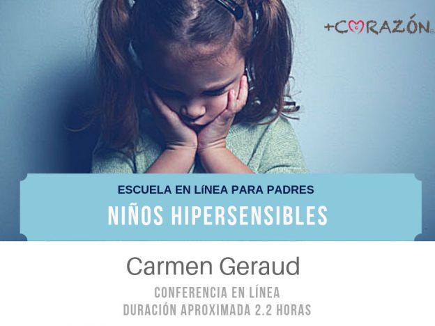 Niños Hipersensibles course image