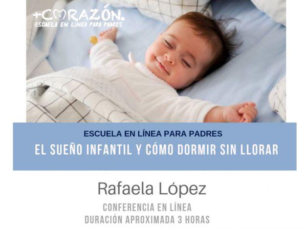 El Sueño Infantil y cómo dormir sin llorar course image